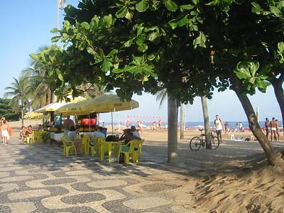 Ipanema, Rio De Janiero, Brazil, March 10-14, 2005