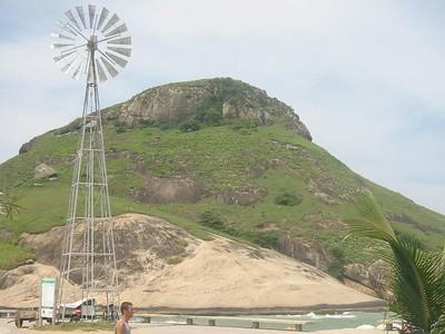 Macumba Beach, Rio De Janiero, March 11, 13, 2005