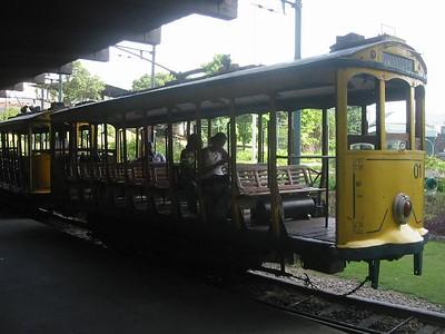 Santa Teresa, Rio De Janiero, March 15, 2005