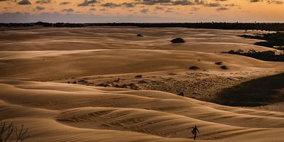 #Dunes at the #mouth of #SaoFrancisco #River