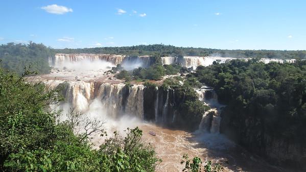 Iguazzu Falls 2013