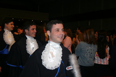 The fluffy collars were too cool!
