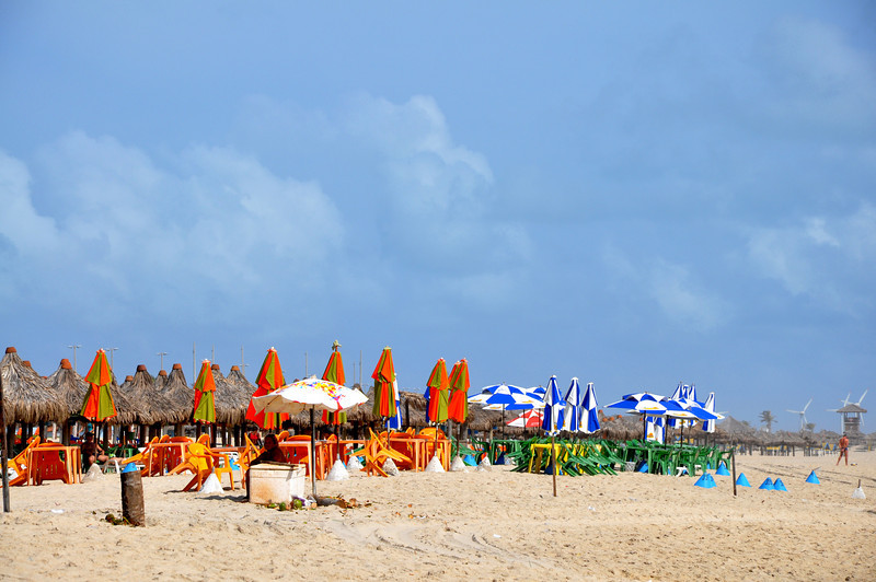 Fortaleza, Brazil -- Playa Futuro