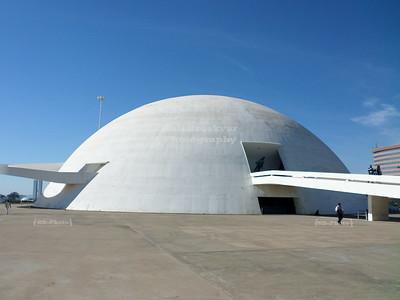 Honestino Guimarães National Museum in Brasilia