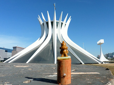 Hugo in Brasilia
