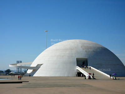 Honestino Guimarães National Museum in Brasilia