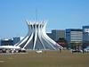Metropolitan Cathedral in Brasilia