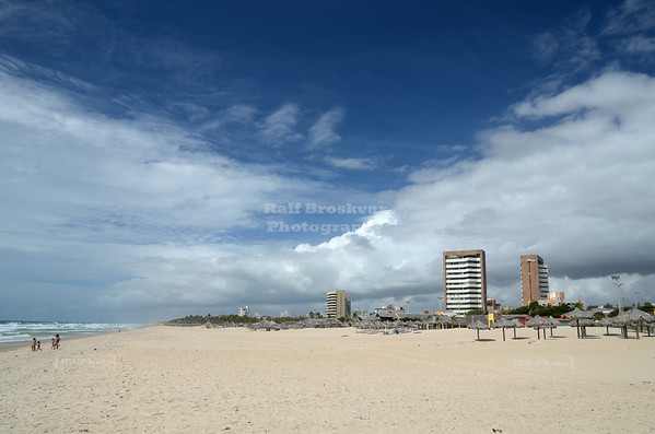 Praia do Futuro in Fortaleza