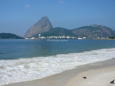 Sugarloaf Mountain in Rio de Janeiro