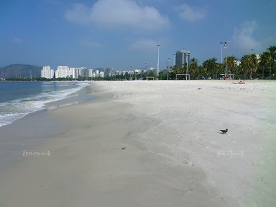 Flamengo Beach in Rio de Janeiro