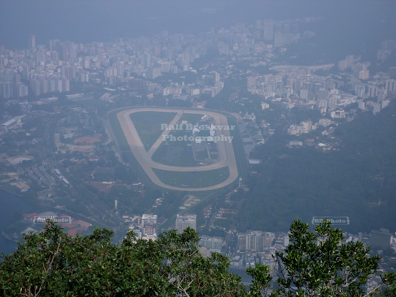 Corcovado Mountain in Rio de Janeiro