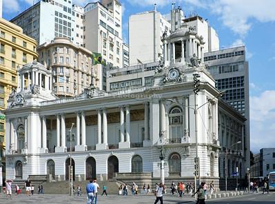 Pedro Ernesto palace in Rio de Janeiro