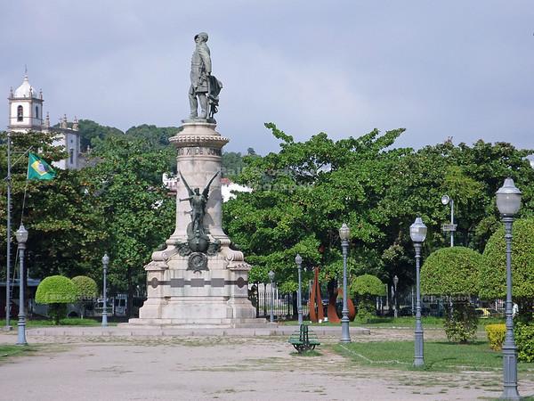 Praça Paris in Rio de Janeiro