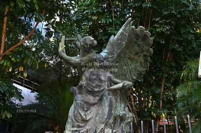 Verdi Monument in Sao Paulo