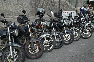 Motorcycles in São Paulo