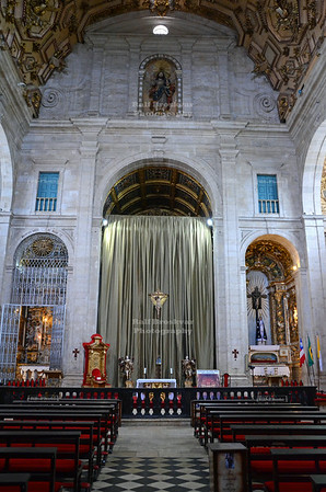 Cathedral Basilica in Salvador