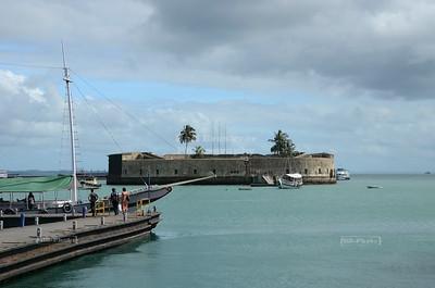 Forte São Marcelo, Salvador