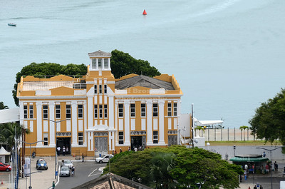 Ferry Building in Salvador