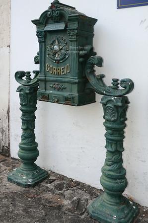 Mailbox in Salvador