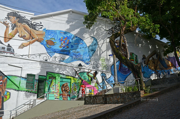 Graffity in Salvador