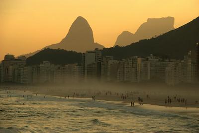 Rio de Janeiro cityscape