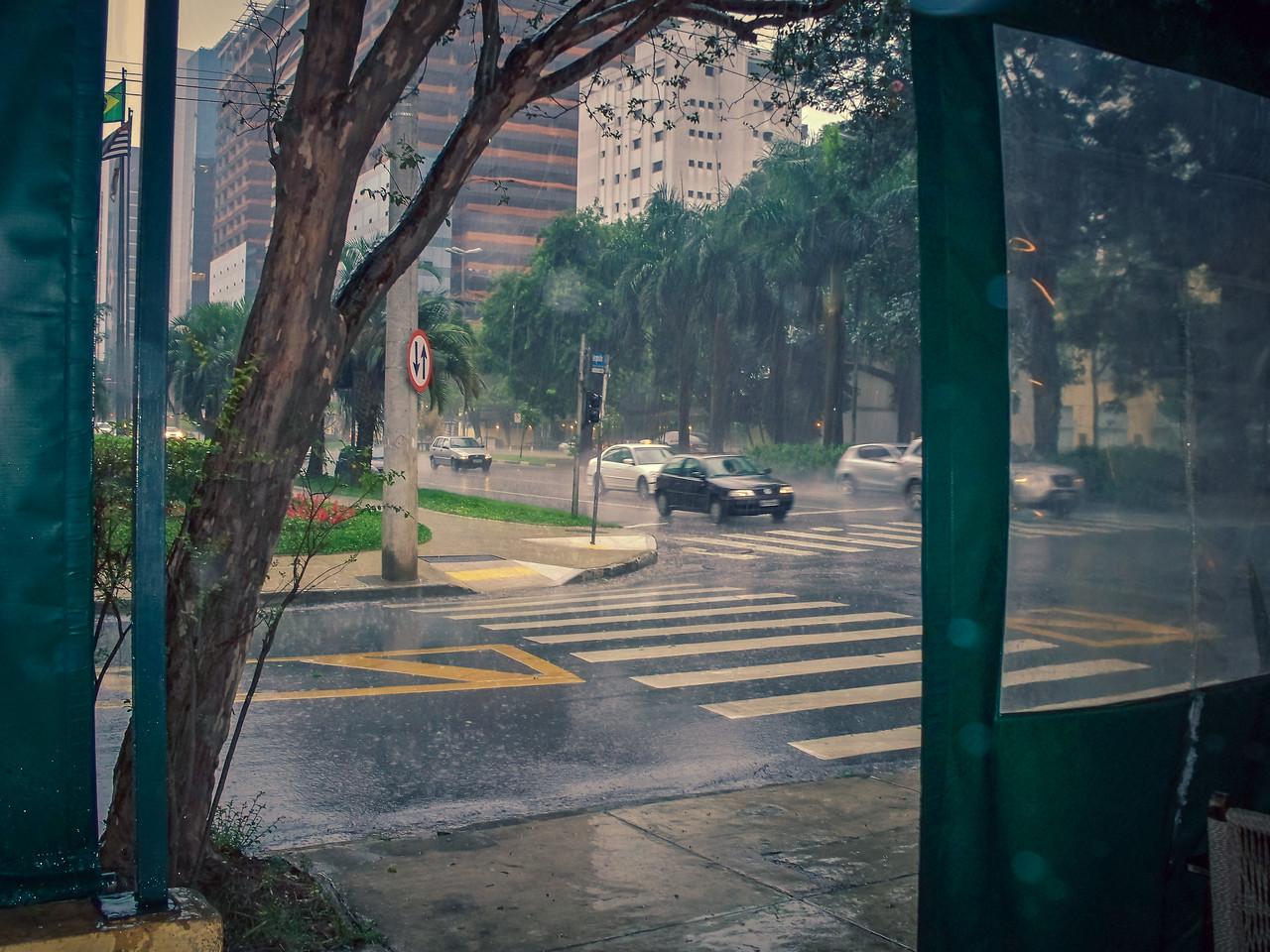 Sao Paulo Flooding