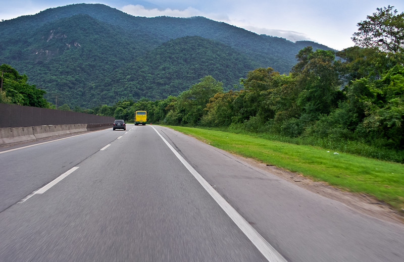 Driving Brazil Highways