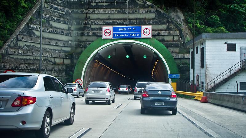 Tunel TD 01
