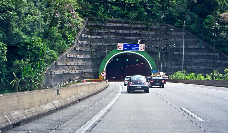 Brazil Tunel TD 02
