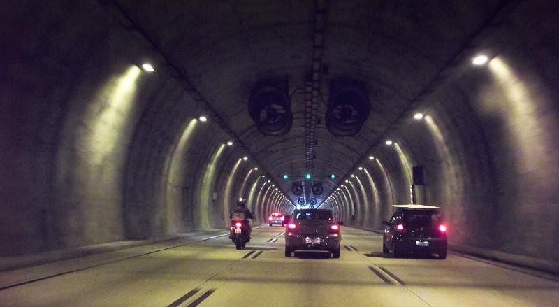 Inside Tunel TD 01