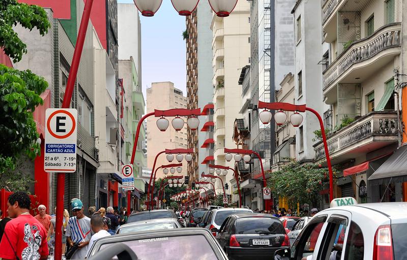 São Paulo Asian Area