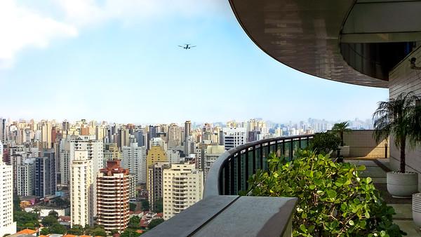 São Paulo, Brazil Cityscape