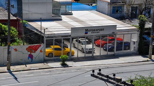 Motorsport Import Export