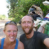 Us on BR-319, Rodavia Fantasma, on the way to Manaus