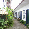 Our hotel in Paraty