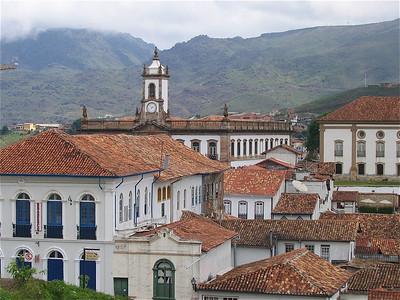 Ouro Preto, Brazilië.