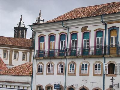 Our Preto, Brazilië.