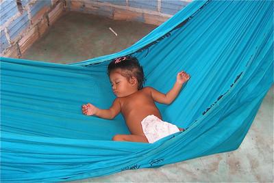 Opgroeien in de Amazone. Jamaraguay, Brazilië.