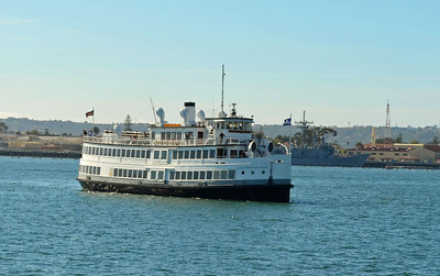 Lord Hornblower Tourist Boat