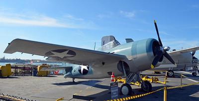 """WW II """"Wildcat"""" Fighter"""