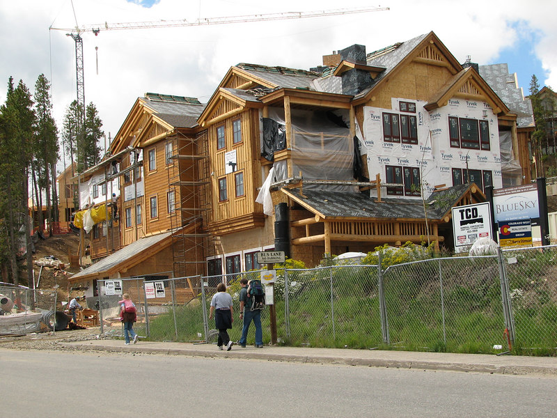 New housing in Breckenridge -- $500k to $1.5 million!