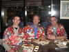 Peter took us to dinner at a Japanese resturant.  Thank you Peter! <br /> Left to Right: Jeff, Jordy and Peter.
