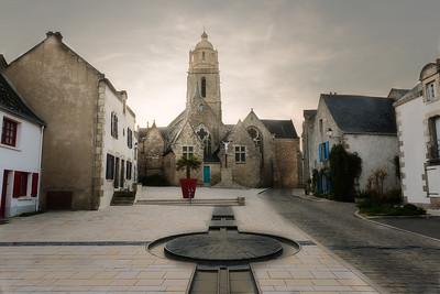 Eglise Saint Guénolé