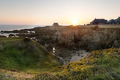 La côte sauvage - Le Pouliguen