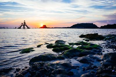 Saint Malo - Plage de Bon Secours