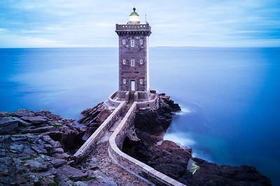 Le Conquet - Le phare de Kermorvan
