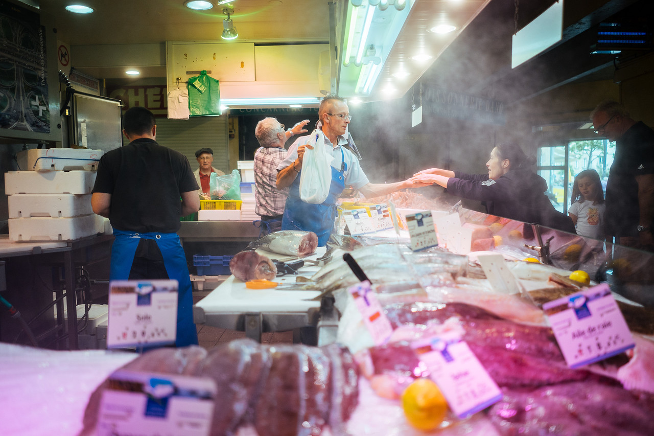 Quimper - Market