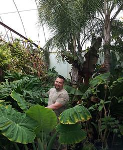 Brian lost in his jungle
