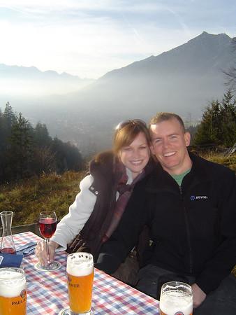Garmisch, Germany - Hiking