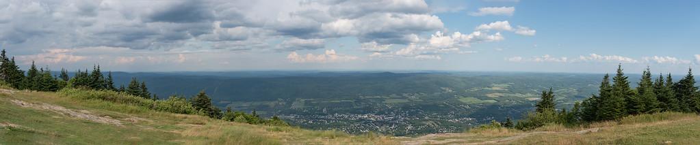 Mt Greylock Pano